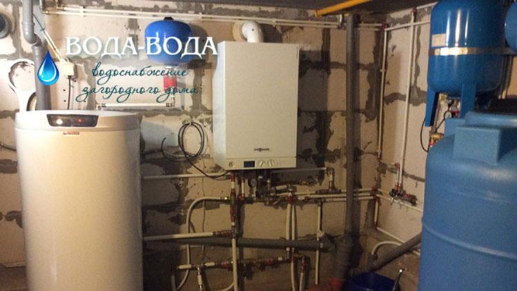 Обустройство скважины в д.Медный завод